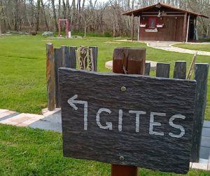 L Escale Sud Gironde Deux gîtes alliant confort et modernité dans un beau parc arboré